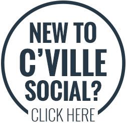 New to CVille Social Button